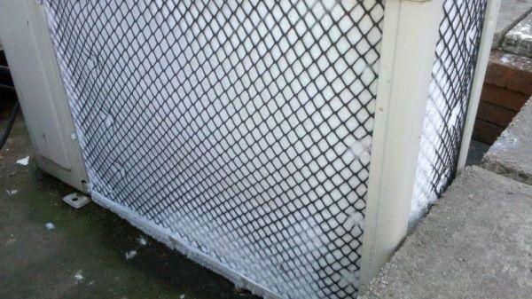 空氣源熱泵結霜  除霜方法