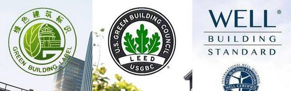 干货 | 绿色建筑标准大PK:中国星级、美国LEED、WELL