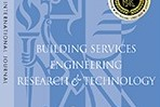 Building Services Engineering Research and Technology | 暖通专业推荐期刊