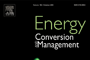 Energy Conversion and Management | 暖通专业推荐期刊