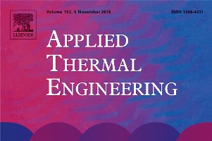 Applied Thermal Engineering | 暖通专业推荐期刊