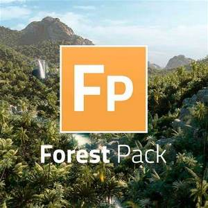 Forest Pack Pro专业散布工具(3ds Max专业森林插件)